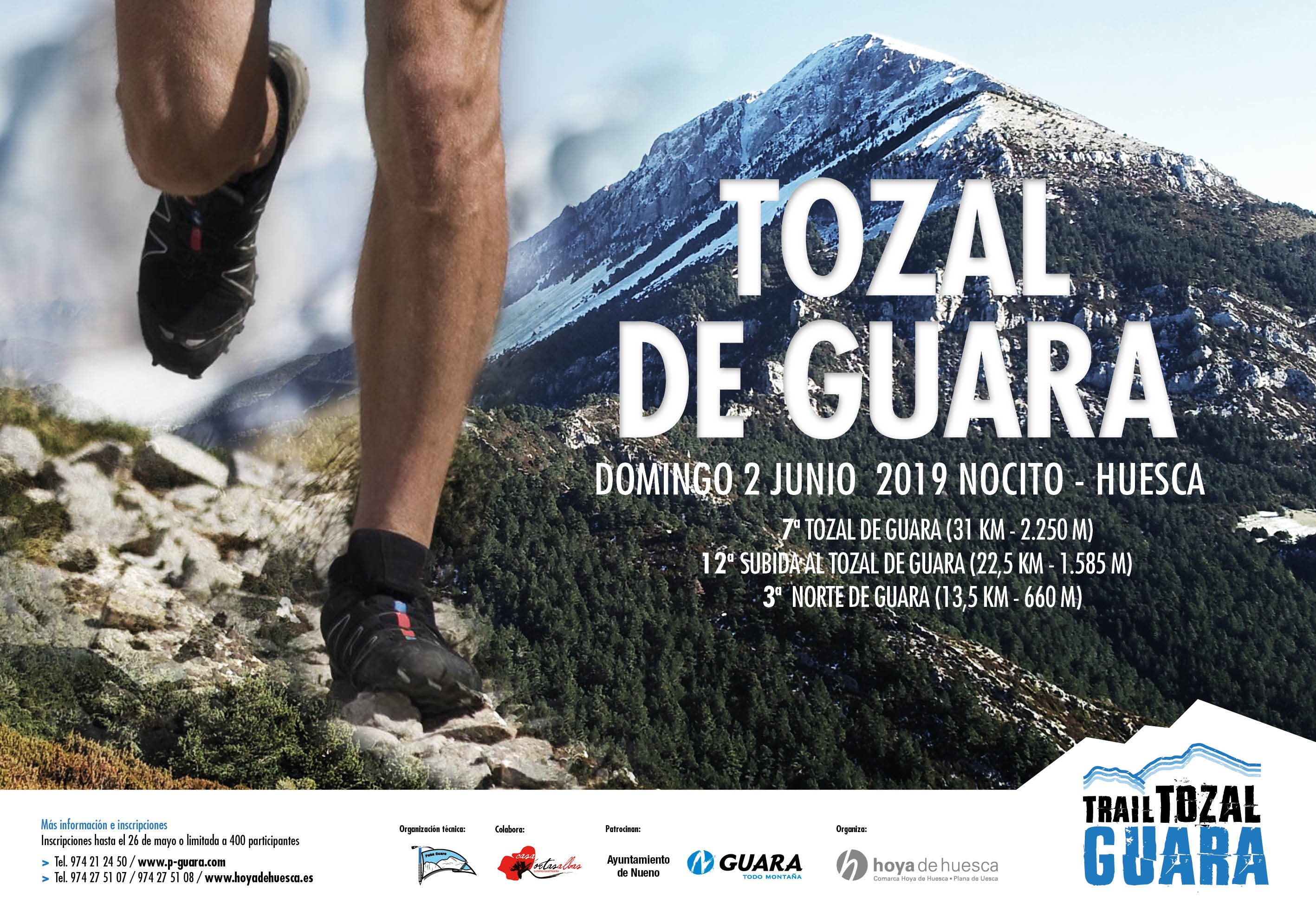 Trail Tozal Guara